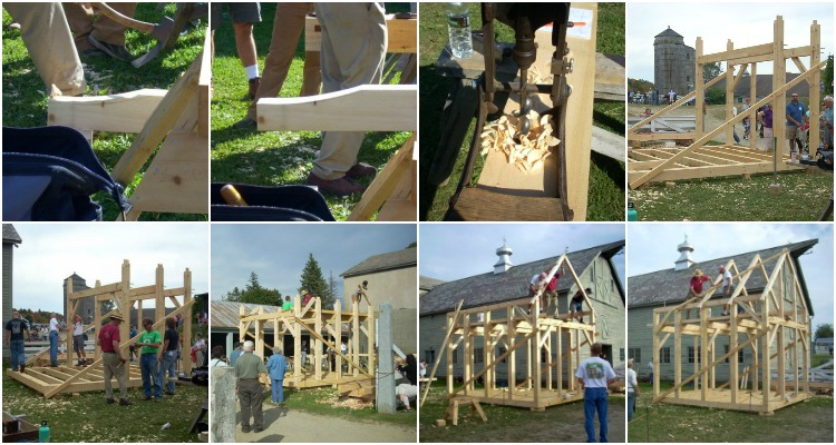 Looking for ideas about how to boost your DIY knowledge? Learning how to make DIY projects, like furniture and more is easy with this comprehensive list of 6 resources to supercharge your DIY skills - Timber Frame Class