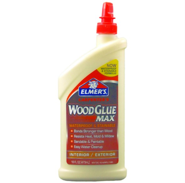 Why I Only Use THIS Wood Glue for my DIY Furniture - Elmer's Wood Glue Max