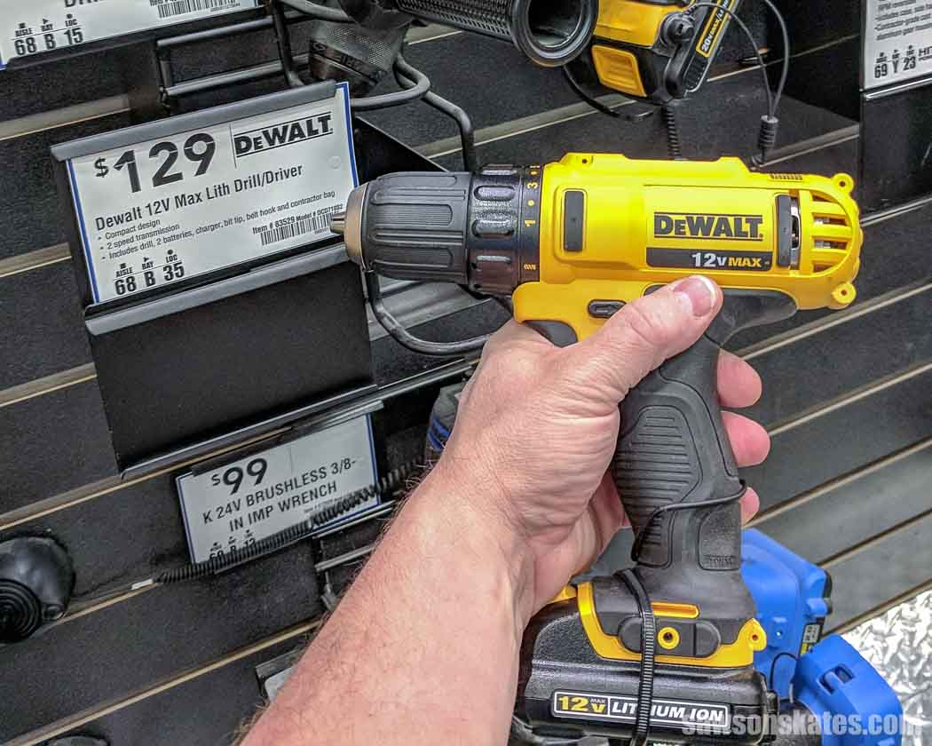 As beginner DIYers, we're often unsure about what tools to buy. These five questions are a roadmap for making informed buying decisions about power tools.