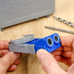 The Kreg Jig R3 can be used to make repairs and build furniture