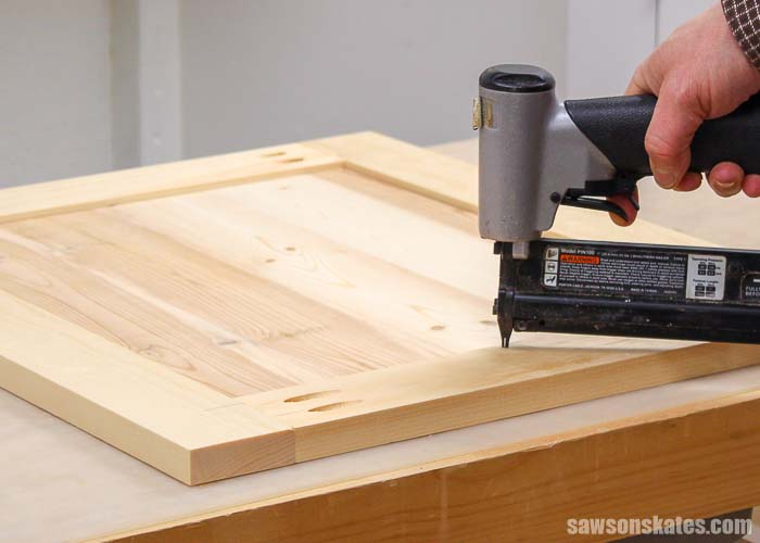 How To Build Diy Shaker Cabinet Doors Easy Saws On Skates 174
