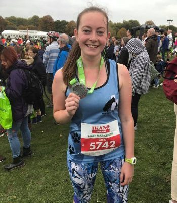 Half Marathon Success & a new park run PB