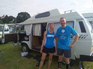 Gavin & Linda in Wickham