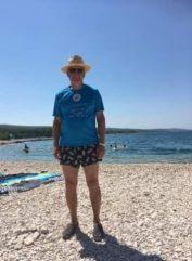 Nick in Croatia