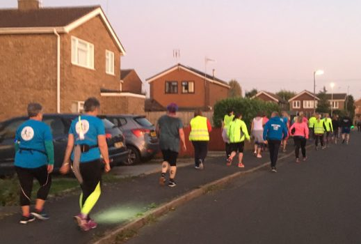 Our 6th None To Run Beginners programme
