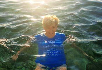 Suzanne in the Adriatic, Dubrovnik