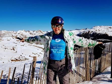 Suzanne in Andorra