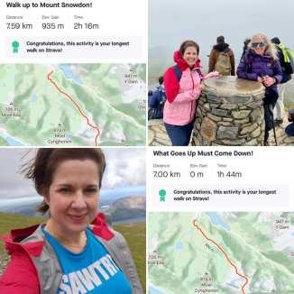Yazzie in Mount Snowdon