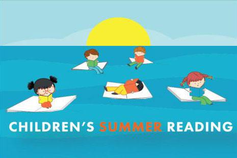 儿童暑期阅读