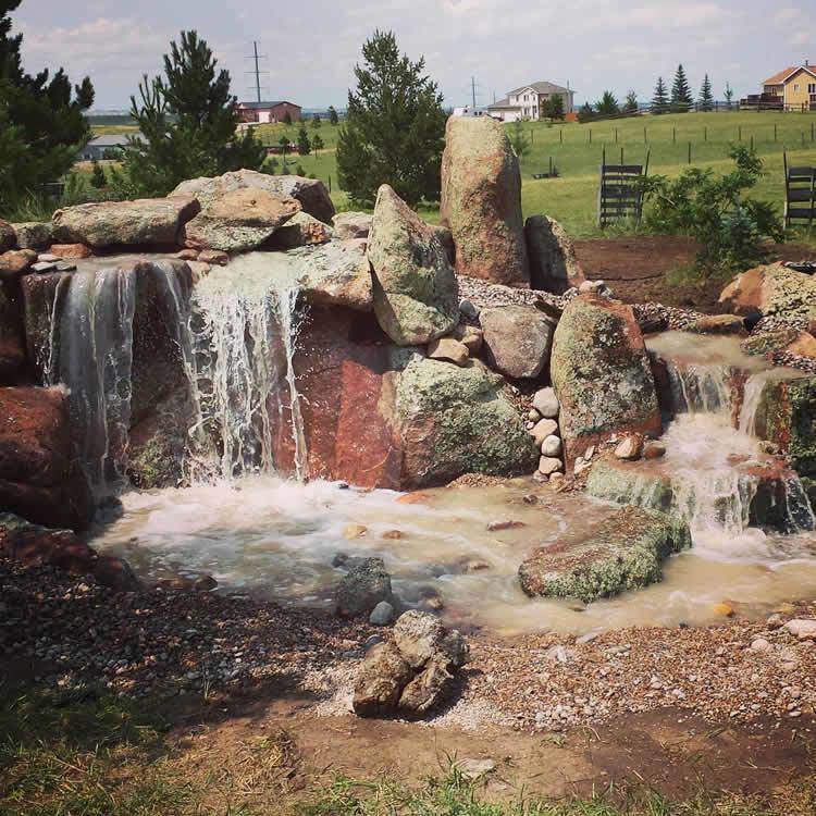Fantasy Falls Pondless Waterfall