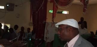Guddoomiyaha Hay'adda Shaqaalaha Somaliland