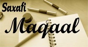 Maqaal logo