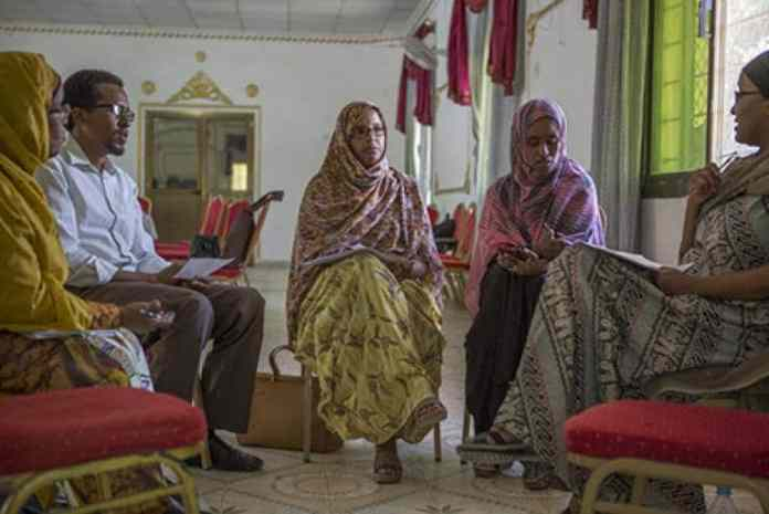 Political Settlement In Somaliland Microsite Goes Live