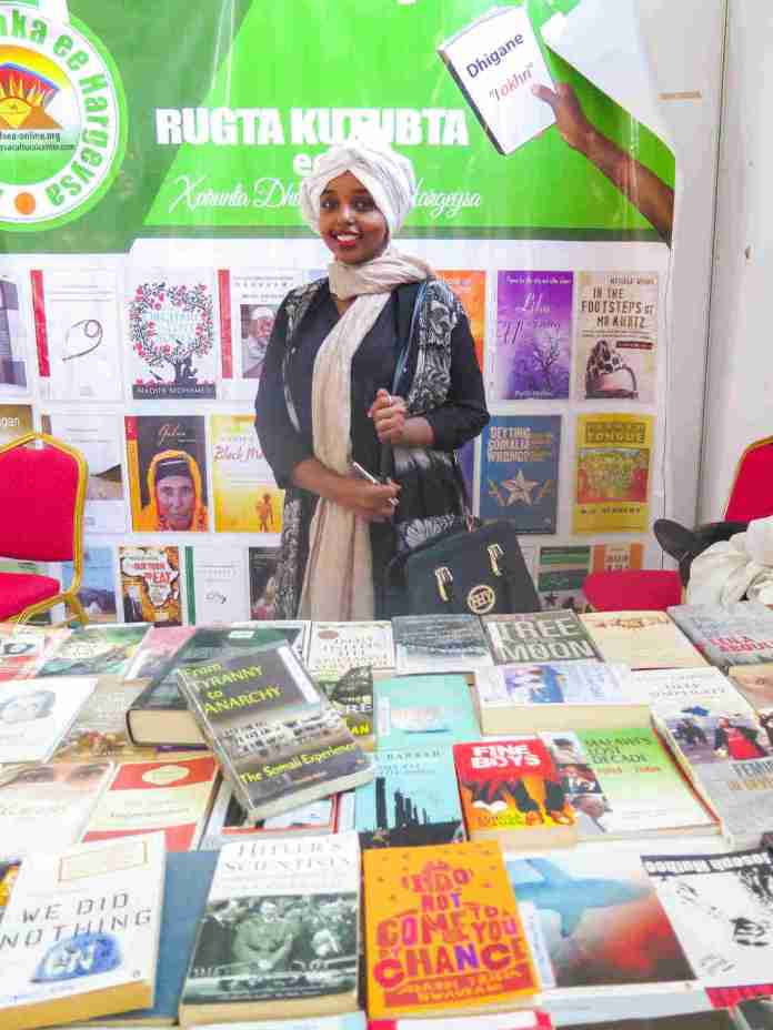 A Land In Limbo Hopes That Books Will Keep It Going