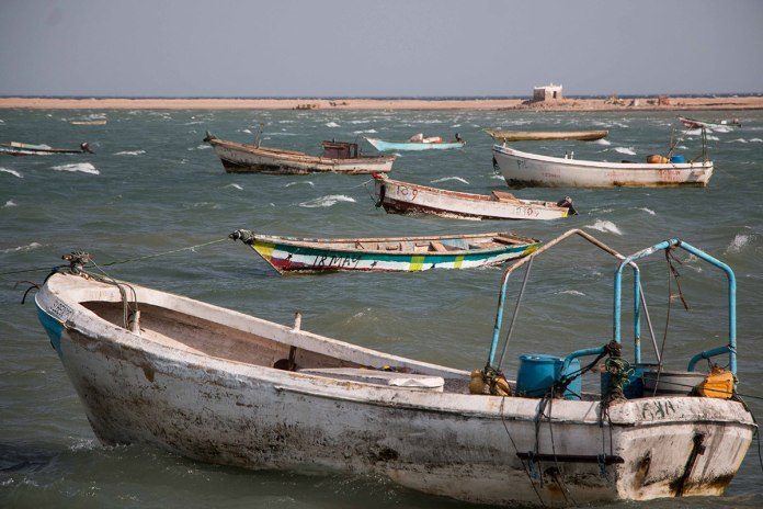 Berbera Today Is An Ancient But Under-Developed Trade Port. A Landmark Deal In May Between The Somaliland Government And Dubai Ports Giant, Dp World, Will See The Port Extended And Infrastructure Improved Over A 30-Year Period. [Ashley Hamer/Al Jazeera]