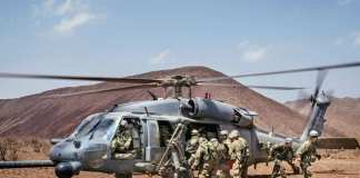 Djibouti The Barren Desert That is A Survival Camp For Soldiers
