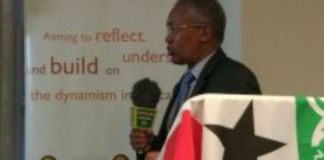 Q And A Session With HE Dr. Saad Ali Shire, Minister Of Foreign Affairs, Somaliland