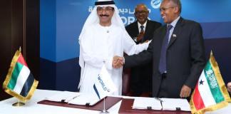 Somaliland Iyo Imaaraadka Carabta Oo Ka Wada Hadlay Mashaariic