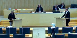Swedish Foreign Minister Margot Wallström Responds To MP Markus Wiechel Questions On Somaliland Case Of Recognition