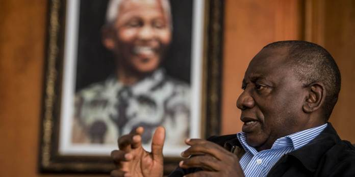 Cyril Ramaphosa | Saxafi