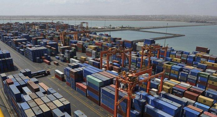 Doraleh port