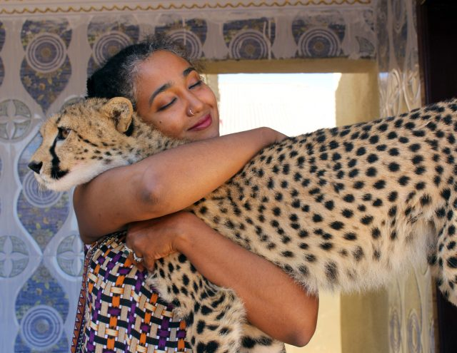 Meet The Women Fighting Cheetah Smuggling In Somaliland