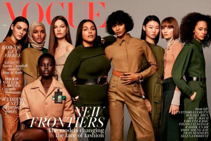 I Grew Up In A Refugee Camp Now I am On The Cover Of Vogue