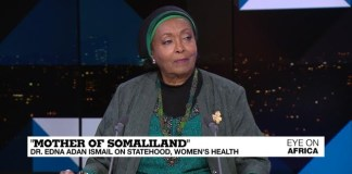 Somaliland's Dr. Edna Adan Ismail On Statehood, Healthcare