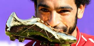 Mohamed Salah Wins Golden Boot With New Premier League Record