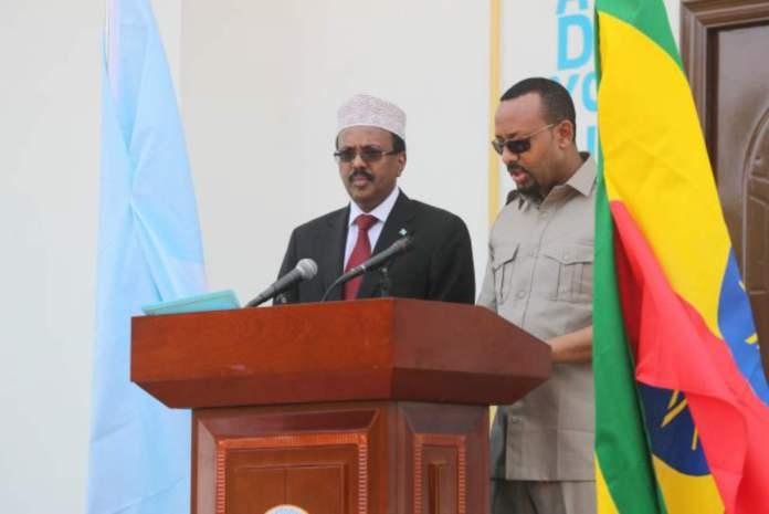 Ethiopia Iyo Somalia Oo Ku Heshiiyay Maalgelinta Afar Dekedood Oo Su'aal Dhaliyay
