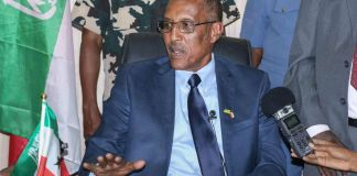 Somaliland Irked By Perceived Partiality, Disrespect Of SRSG Keating
