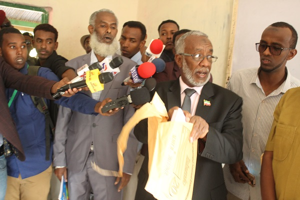 Thirty-Thousand Candidates Sit For National Exams In Somaliland