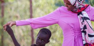 Watch Halima Aden Return To Kakuma Refugee Camp In Kenya For The First Time