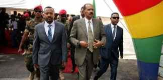 """Abiy Ahmed, Raysal-Wasaaraha Ethiopia """"Jacaylka Iyo Kalgacalka Ayaa Ka Xoog Badan Hub Casri Ah Iyo Gantaalo"""""""