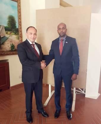 Somaliland Oo Ka Qayb-Gashay Shir Caalami Ah Oo Ka Dhacay Brussels