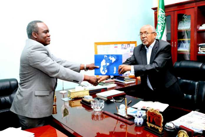 Madaxweyne Ku-Xigeenka Somaliland Oo Qaabilay Wefti Ka Socda Dalalka Ku Bahoobay Ka Hortagga Xanuunnada Faafa