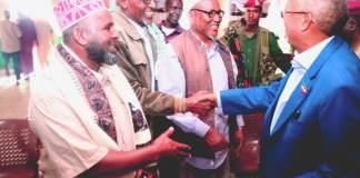 Madaxweyne Ku Xigeenka Somaliland Oo Kulamo Ku Yeeshay Gar-Adag Iyo Ceel-Afweyn