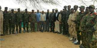 Tukaraq: Wefti Culus Oo Gaadhay Jiidda Hore Ee Ciidamada Qaranka Somaliland
