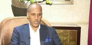 Mustafa Omer Ushered Into Somali Regional Presidency