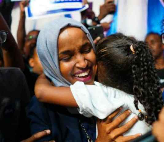 Somali-American Ilhan Omar Wins Primaries