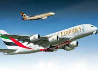 Emirates Seeks Etihad Takeover To Create World's Largest Airline