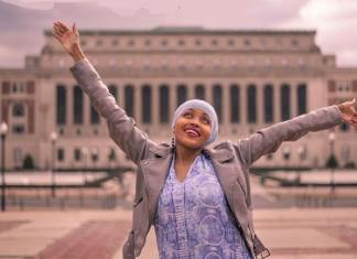 A Love Letter To Columbia By Fahima Ali From Somaliland