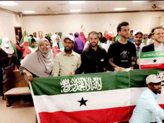 The First City Council In The US Recognizes Somaliland's Sovereignty