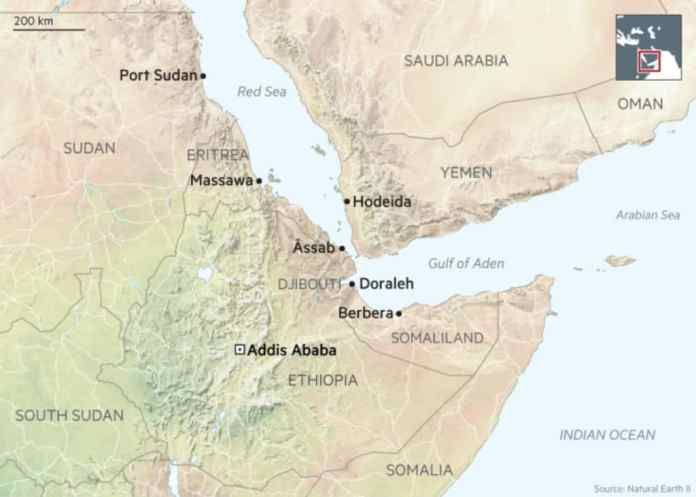 Djibouti Row With DP World Embodies Horn Of Africa Power Struggle