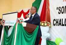 Remarks By Somaliland President At The Conference On Somaliland Achievements And Challenges Ahead
