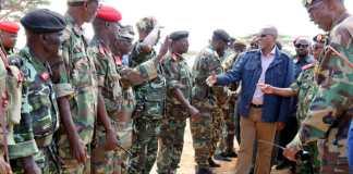 Booqashaddii Jiidda Hore Ee Madaxweynaha Somaliland Iyo Farriinta Uu Ciidanka Faray
