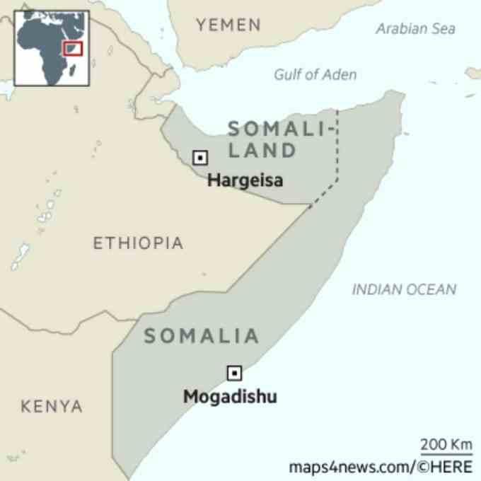 Somaliland Steps Up Push For International Recognition