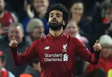 Salah Wins BBC African Footballer Of Year For Second Straight Year