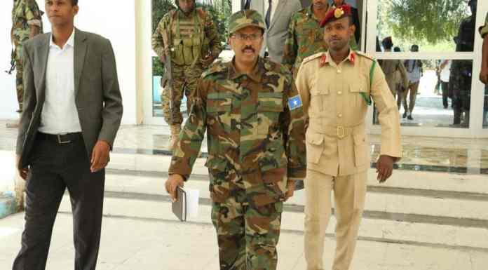 Rebirth of Dictatorship in Somalia