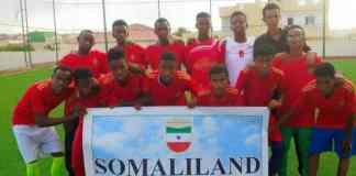 Somaliland To Host CONIFA World Football Cup 2020